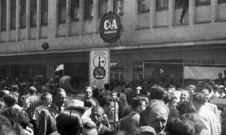 Retailing giant C&A funded the Nazis during World War Two, claims book   World at War   Scoop.it