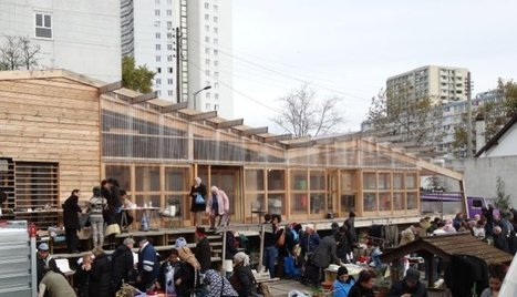 "Quatrième discussion du cycle ""Les architectes au travail"" / Co-produire l'architecture avec les habitants / jeudi 12 mai 18h30 / ensa Paris-Malaquais 