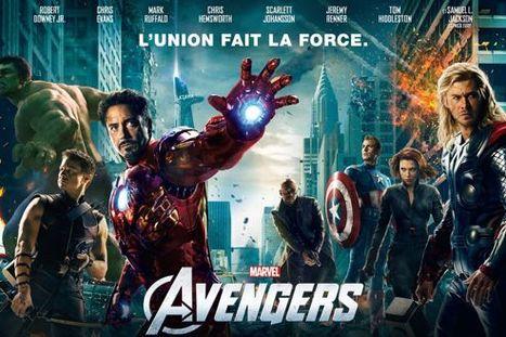 The Avengers fait le plein de bonus en DVD et Blu-Ray - Le Figaro | film hd | Scoop.it