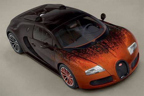 Bugatti Grand Sport Venet | Auto Guide India | Scoop.it
