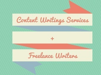 Freelance Content Writing- The Future of content writing in India | iwriters | G Creationz | Scoop.it