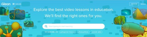 Glean — Find the best videos in education for you | Education Chronicles: Leading in the classroom | Scoop.it