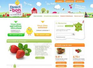 DirectetBon : le nouveau portail de vente en ligne de produits fermiers   OAT   Agritourisme et gastronomie   Scoop.it