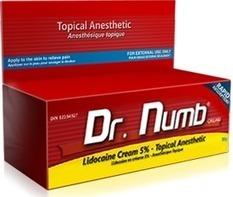 Pack et Prix de Dr.Numb|La crème Anesthésiante La Plus Sure et La Plus Efficace | Dr.Numb, Creme Anesthesiante sans danger | Scoop.it