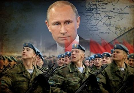 En Siria como en Ucrania no hay solución posible sin contar con Rusia y mucho menos en contra de ella | La R-Evolución de ARMAK | Scoop.it