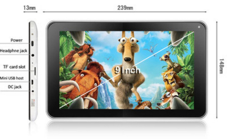 Best Reviews about Android Tablets: iRulu 9 Inch Tablet Playbook 8GB | Best Reviews of Android Tablets | Scoop.it