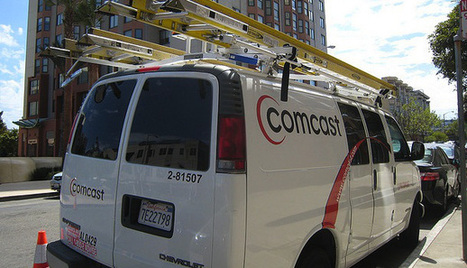 Comcast shows off a 3 gigabit broadband connection. That's fast! | GigaOM Tech News | Surfing the Broadband Bit Stream | Scoop.it