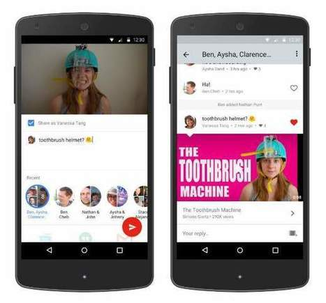 Youtube incluirá chat en su aplicación | Marketing en la Ola Digital | Scoop.it