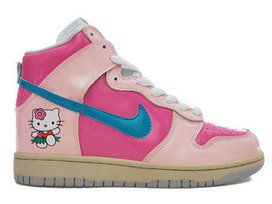 Hello Kitty Nike Dunks Brass Monki Hi [hello-kitty-shoes-1009] - $77.00 : DC Comic Dunks ,Marvel Comic Dunks, Superhero Nike Dunks Shoes ,Superman ,Batman ,Spiderman,Captain America Nikes | Hello Kitty Nike Dunks | Scoop.it