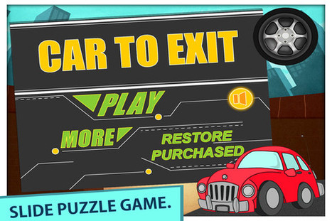 Car To Exit iPhone Game Source Code - Buy iPhone Apps Source Codes | iphone apps | Scoop.it
