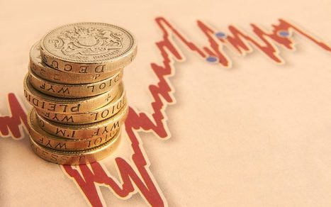 Pound flounders below $1.30 as UK economy suffers 'marked slowdown' in three months to July | Payment solutions | Scoop.it