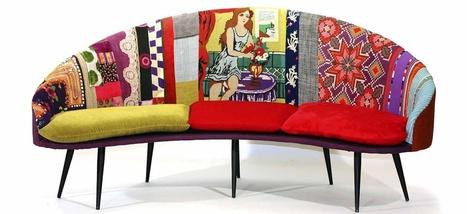 tissu d 39 ameublement art textile et papier peint de luxe page 6. Black Bedroom Furniture Sets. Home Design Ideas