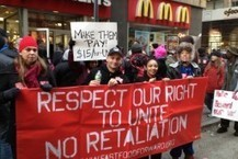 Watch The Fast Food Strikes Spread Like Wildfire | We Need an Increase in the Minimum Wage | Scoop.it