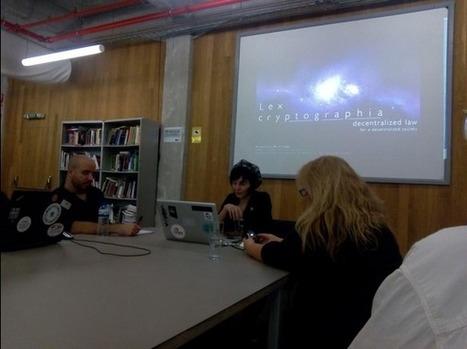 Podcast of the Day: Primavera de Filippi on Ethereum   P2P Foundation   Peer2Politics   Scoop.it