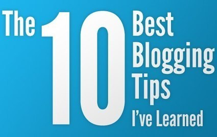 Top 10 blogging tips for writers | Las Vegas Informer | Journaling Writing Revising Publishing | Scoop.it