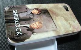 Sherlock iPhone 4, 4S protective case | Apple iPhone and iPad news | Scoop.it