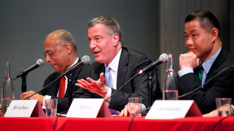 Mayoral Hopefuls Express Support for Animal Rights - New York Times   Animal Grantmakers   Scoop.it