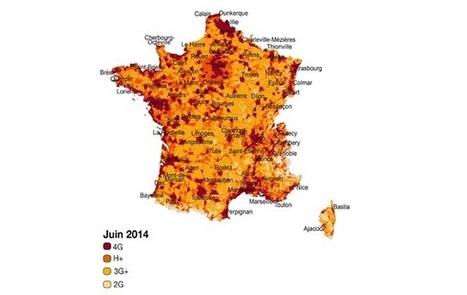 Orange couvre 65 % de la population en 4G : 5 points de plus en un ... - Next INpact | les enjeux des opérateurs télécom en France | Scoop.it