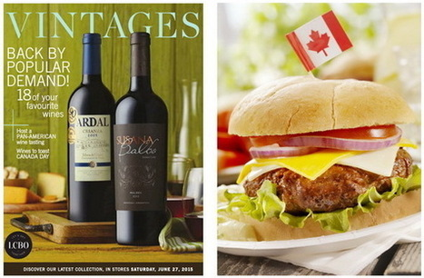 Which Wines for Canada Day BBQ? | Study of Food & Wine | Scoop.it