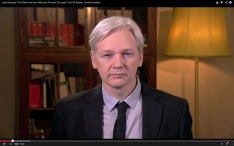 How WikiLeaks Opened Our Eyes to the Illusion of Freedom | News in english | Scoop.it