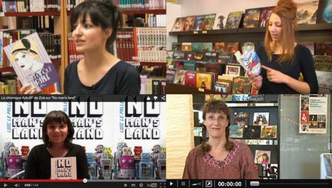 Le booktubeur et le bibliothécaire | Bib & Web | Scoop.it