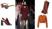 Un look d'automne haut en couleur | Les petits hauts de la mode | Scoop.it