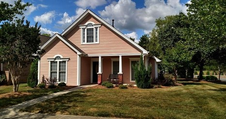 Charming Cottage Style Home in Indian Trail! - 5800 Hoover Street, Indian Trail, NC 28079 | Charlotte NC Real Estate | Scoop.it