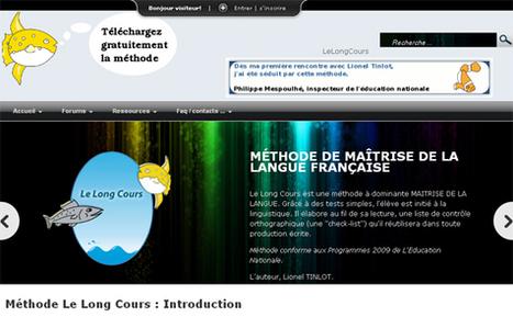 Méthode LE LONG COURS : test de commutation (liaison CM2/6e) | | Formation.be | Scoop.it