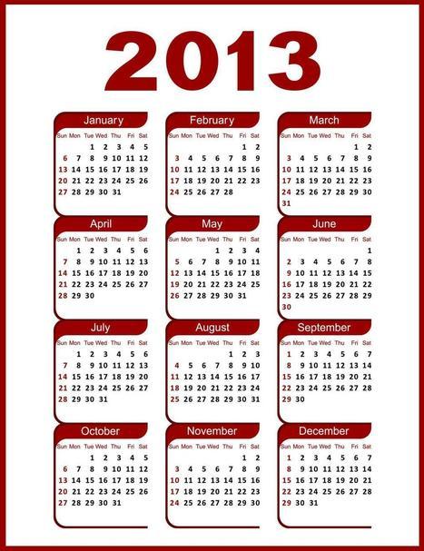 صور عام 2013 , صور سنة 2013 , تصاميم صور السنة الجديدة 2013 , صور راس السنة 2013 ,صور العام 2013 | shqawa | Scoop.it