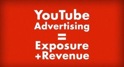 Why Advertizers Should Include YouTube (Video Infographic) | Facebook vs Youtube | Blogging Tips | Scoop.it
