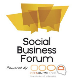 Riverstone helps the Social Business Forum to spread the word... in English! | Riverstone Topics | Scoop.it