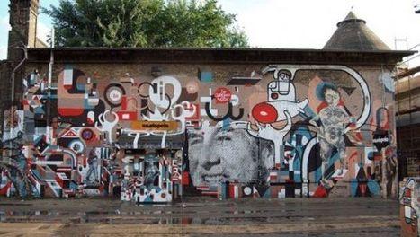 Urban Contest, spazio alla street art emergente a Roma | World of Street & Outdoor Arts | Scoop.it