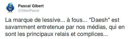 Les médias français complices de Daesh | World News | Scoop.it