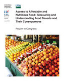 USDA ERS - Access to Affordable and Nutritious Food—Measuring and Understanding Food Deserts and Their Consequences: Report to Congress | Social Justice Curriculum | Scoop.it