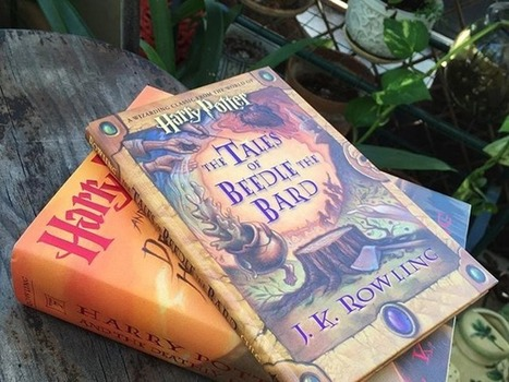 12 Series Every Harry Potter Fan Should Read | Book News Readers Can't Live Without | Scoop.it