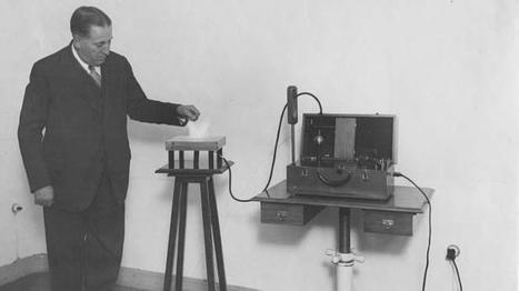El ingeniero español que desarrolló un teléfono móvil hace un siglo - ABC.es   Vivespañol   Scoop.it