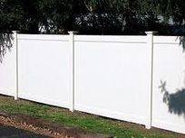 Achieve privacy via Vinyl Privacy Fences   Home Improvement   Scoop.it