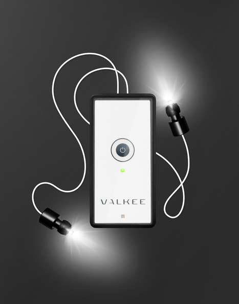 Valkee - the next generation bright light to combat mood swings... | Finland | Scoop.it