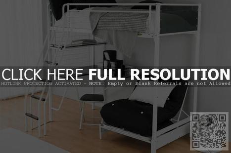 Beautiful Bedroom with Futon Beds | Home Interior Design | Scoop.it