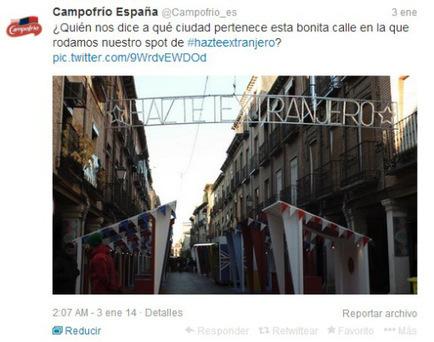 Difusión viral del anuncio de Campofrío | Comunicación e información digital | Scoop.it