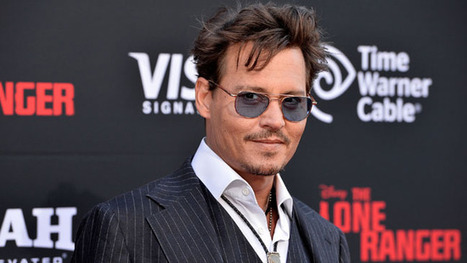 Johnny Depp in Negotiations to Star as Houdini in Lionsgate Film (Exclusive) | MOVIES VIDEOS & PICS | Scoop.it