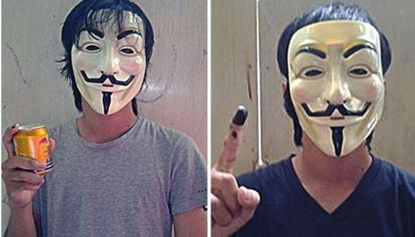 Two members of Anonymous Cambodia arrested | South-East Asia Today | Scoop.it