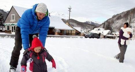 Première neige : espoirs d'ouverture dans les stations pyrénéennes | Vallée d'Aure - Pyrénées | Scoop.it