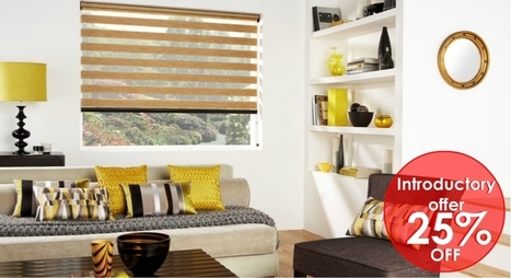 Vision Blinds | Harmony Blinds of East London | Blinds London | Scoop.it