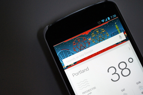 A Google Now smartwatch is reportedly in the works - but not from Google - BGR | smartwatch | Scoop.it