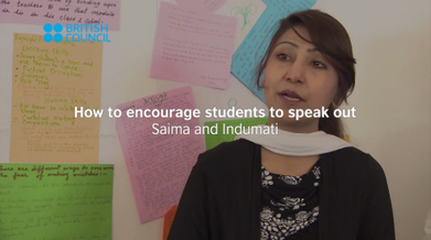 How to encourage students to speak out | Listening and Speaking in Second or Foreign Language Teaching | Scoop.it