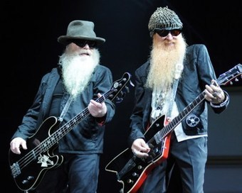 ZZ Top Enjoying 'Luxury of Extra Time' While Making New Album | #classicrock | Scoop.it