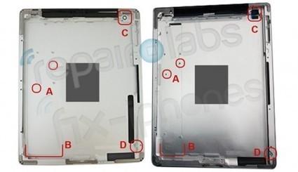 El iPad 3 será un tanto distinto al iPad 2 | Actualidad Express | Scoop.it