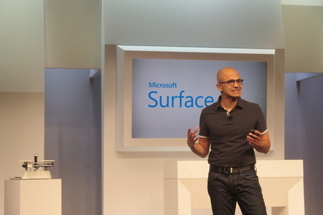 How Microsoft can still win mobile: Get out of hardware. And operating systems   Mobile IT for business (en)   Scoop.it