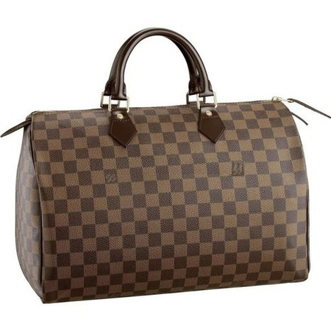 Louis Vuitton Outlet Speedy Damier Ebene Canvas N41523 Handbags For Sale,70% Off | Louis Vuitton Taschen | Scoop.it